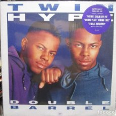 Discos de vinilo: TWIN HYPE - DOUBLE BARREL (EP) . Lote 108756835