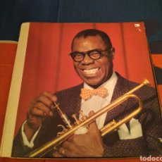 Discos de vinilo: SATCHMO... A MUSICAL AUTOBIOGRAPHY OF LOUIS ARMSTRONG. Lote 108758078