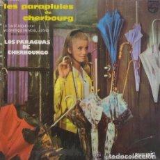 Discos de vinilo: MICHEL LEGRAND - LOS PARAGUAS DE CHERBOURGO ( LES PARAPLUIES DE CHERBOURG - LP PHILIPS 1972 BSO . Lote 108759539