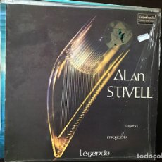 Discos de vinilo: LEGEND. ALAN STIVELL. Lote 108766606