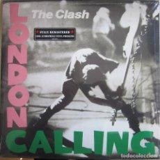 Discos de vinilo: CLASH, THE: LONDON CALLING (REMASTERIZADO). Lote 108795339