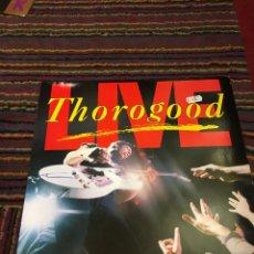 Disques de vinyle: GEORGE THOROGOOD & THE DESTROYERS - LIVE - LP. Lote 108855263