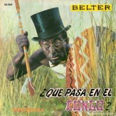 Discos de vinilo: DODÓ ESCOLÁ , EP, QUE PASA EN EL CONGO + 2, AÑO 1960. Lote 108855431