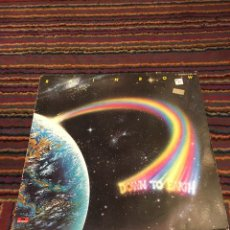 Discos de vinilo: RAINBOW - DOWN TO EARTH. Lote 108856835