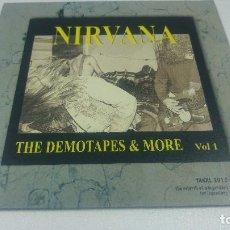 Discos de vinilo: NIRVANA THE DEMOTAPES & MORE VOL. 1. Lote 117733788