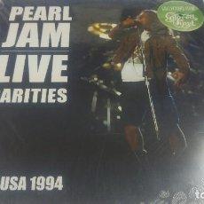 Discos de vinilo: PEARL JAM LIVE RARITIES. Lote 108859087