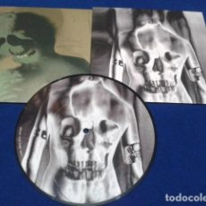 Discos de vinilo: VINILO ( UNKLE ‎– BURN MY SHADOW ) - SINGLE, LIMITED EDITION, PICTURE DISC. Lote 108877235