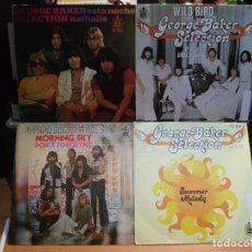 Discos de vinilo: GEORGE BAKER SELECTION (4) ESTA NOCHE + SUMMER MELOD + SINGLE SPAIN 1972 PDELUXE. Lote 108880919
