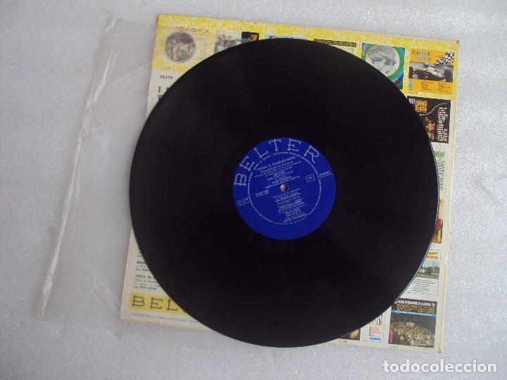Discos de vinilo: I FESTIVAL DE VILLANCICOS NUEVOS, LP EDICION 1967 BELTER. LOS STOP, NINO SANCHEZ, ALICIA GRANADOS... - Foto 5 - 108886335