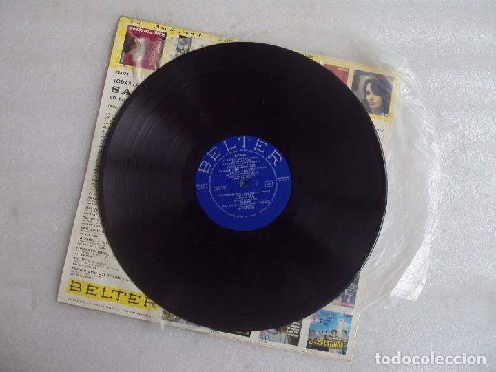 Discos de vinilo: TODAS LAS CANCIONES DE SAN REMO EN ESPAÑOL VOL.2. LP EDICION ESPAÑOLA 1967, BELTER. - Foto 5 - 108887623