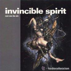 Discos de vinilo: INVINCIBLE SPIRIT - CAN SEX BE SIN / LP GERMANY 1992 . Lote 108889763