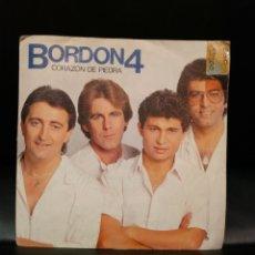 Discos de vinilo: DISCO EP. BORDON 4 CORAZÓN DE PIEDRA. Lote 108902263