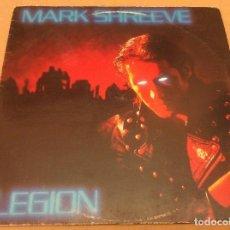 Discos de vinilo: MARK SHREEVE - LEGION. SANNI RECORDS 1985. Lote 108915115