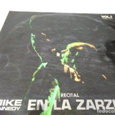 Discos de vinilo: SOLO PORTADA OJO! MIKE KENNEDY EN LA ZARZUELA VOLUMEN 1 PRIMERA PARTE. Lote 108924559