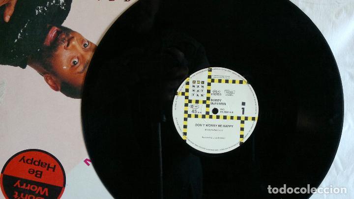 Discos de vinilo: Bobby McFerrin ?– Dont Worry, Be Happy - Foto 5 - 108925623