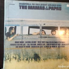 Dischi in vinile: FAREWELL TO THE FIRST GOLDEN ERA. THE MAMAS AND THE PAPAS. Lote 108938782