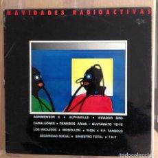 Discos de vinilo: NAVIDADES RADIOACTIVAS. Lote 108985971