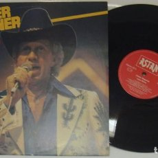 Discos de vinilo: LP - PORTER WAGONER - LOVE SHINE - MADE IN GERMANY - PORTER WAGONER. Lote 108992667