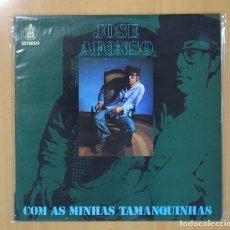Discos de vinilo: JOSE AFONSO - COM AS MINHAS TAMANQUINHAS - LP. Lote 108995556