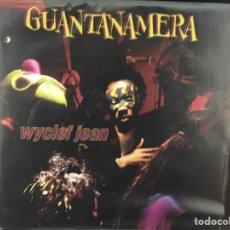 Discos de vinilo: WYCLEF JEAN - GUANTANAMERA - MAXI LP. Lote 109020199