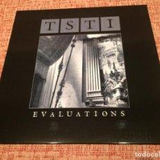Discos de vinilo: TSTI -EVALUATIONS- (2013) LP DISCO VINILO. Lote 109044755