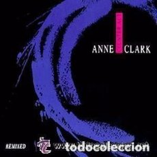 Discos de vinilo: ANNE CLARK - COUNTER ACT REMIXED - MAXI-SINGLE GERMANY 1991 . Lote 109064899