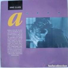 Discos de vinilo: ANNE CLARK - COUNTER ACT REMIXED - MAXI-SINGLE GERMANY 1991. Lote 109064987