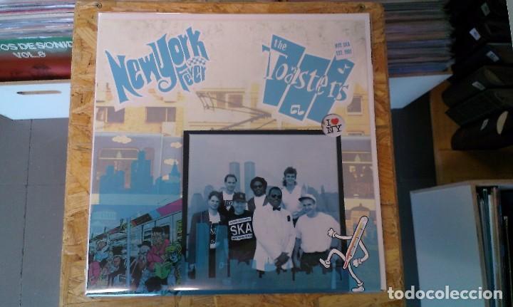 LP THE TOASTERS NEW YORK FEVER SKA VINILO (Música - Discos - LP Vinilo - Reggae - Ska)