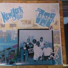Discos de vinilo: LP THE TOASTERS NEW YORK FEVER SKA. Lote 109074715