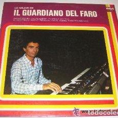Discos de vinilo: IL GUARDIANO DEL FARO – LO MEJOR DEL IL GUARDIANO DEL FARO - LP SPAIN 1978. Lote 109107627