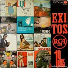 Discos de vinilo: VVAA - EXITOS RCA 1965 - LP SPAIN 1965 - RCA LPM-10302. Lote 109122719