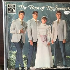 Discos de vinilo: THE BEST OF THE SEEKERS. Lote 109138678