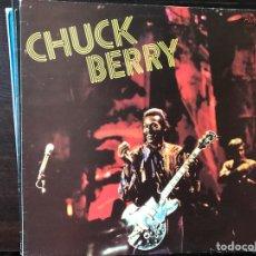 Discos de vinilo: CHUCK BERRY. Lote 109139700