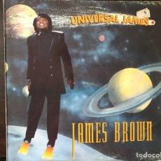 Discos de vinilo: UNIVERSAL JAMES. JAMES BROWN. Lote 145112705