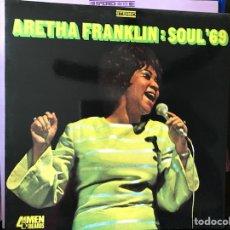 Discos de vinilo: ARETHA FRANKLIN: SOUL' 69. Lote 109140495