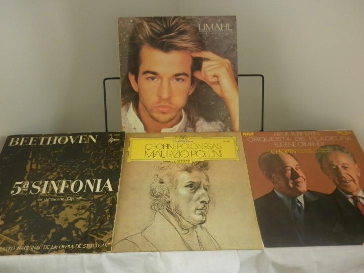 Discos de vinilo: LOTE DE 17 DISCOS ANTERIORES A 1985 - Foto 3 - 109102695