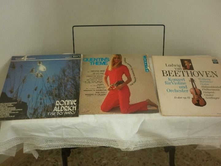 Discos de vinilo: LOTE DE 17 DISCOS ANTERIORES A 1985 - Foto 4 - 109102695