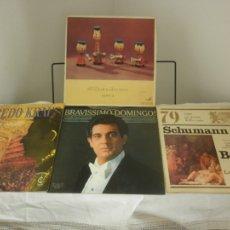 Discos de vinilo: LOTE DE 17 DISCOS ANTERIORES A 1985. Lote 109102695