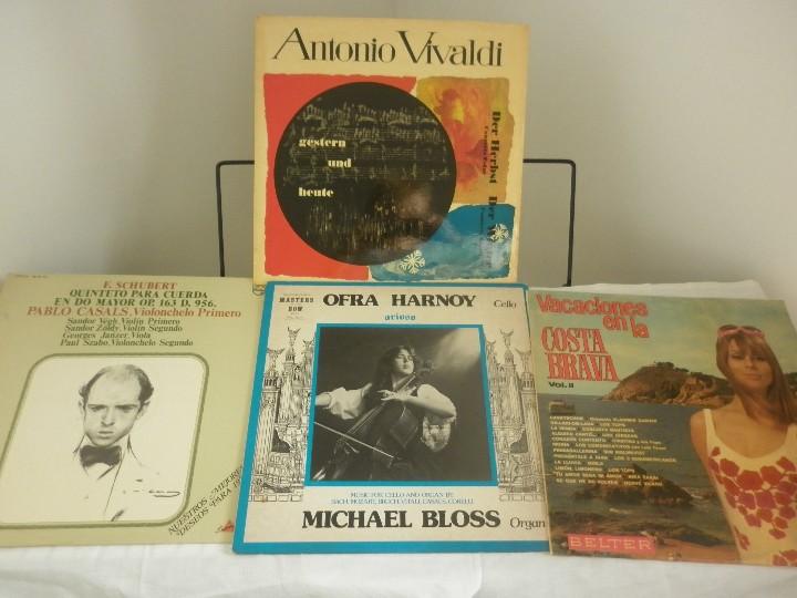 Discos de vinilo: LOTE DE 17 DISCOS ANTERIORES A 1985 - Foto 2 - 109102695