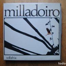 Discos de vinilo: MILLADOIRO. CBS SONY 1985. LP. Lote 109145447
