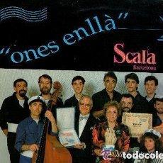 Discos de vinilo: VEUS DE LA MAR BELLA- ONES ENLLÀ - FESTIVAL DE HAVANERES, LP PICAP 1989 (CON LETRAS Y PARTITURA). Lote 109160927