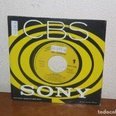 Discos de vinilo: NEIL DIAMOND 7´´ MEGA RARE VINTAGE PROMO SPAIN 1992. Lote 109164435