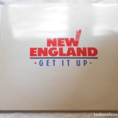 Discos de vinilo: NEW ENGLAND GET IT UP MAXI SIN USAR. Lote 109168491