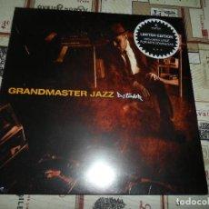 Discos de vinilo: DJ TONER - GRANDMASTER JAZZ VOL.1 (PRECINTADO). Lote 109171019