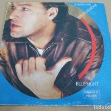 Discos de vinilo: DAVID GILMOUR / BLUE LIGHT / MAXI-SINGLE 12 INCH. Lote 109171899