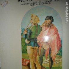 Discos de vinilo: MÚSICA ANTIGUA, INGLATERRA, FLANDES, ALEMANIA, ESPAÑA, TELEFUNKEN. Lote 109174255