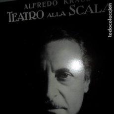 Discos de vinilo: ALFREDO KRAUS, TEATRO ALLA SCALA. Lote 109174339