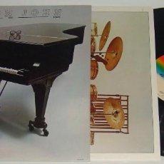 Discos de vinilo: LP - ELTON JOHN - HERE AND THERE - MADE IN USA - ELTON JOHN. Lote 109177699