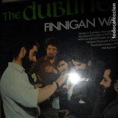 Discos de vinilo: THE DUBLINERS, FINNIGAN WAKES. Lote 109180707