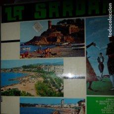 Discos de vinilo: LA SARDANA, JOSEP MARÍA PLA. Lote 109185507